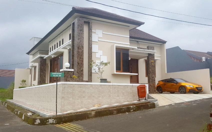 Dijual Rumah Baru di Real Estate Pesona Cibeureum Permai Kota Sukabumi