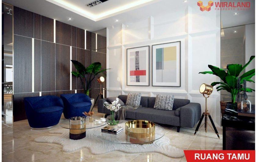 Rumah Medan Kota Helvetia Komplek Elite Graha Metropolitan