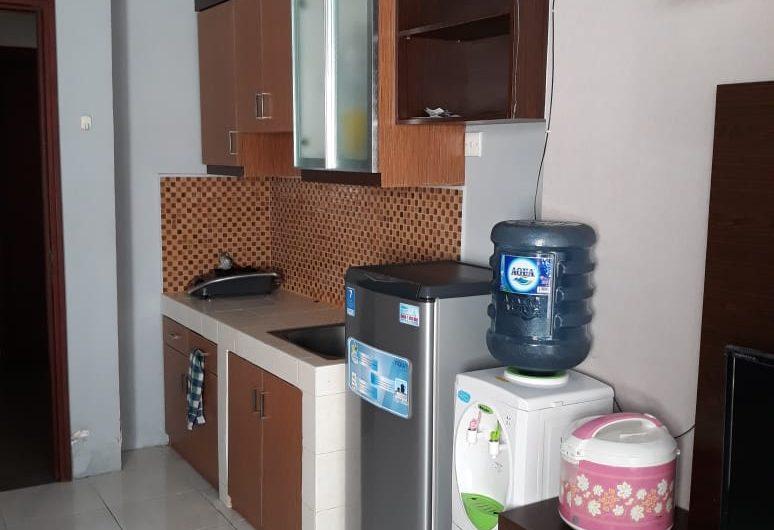 For Sale Sudirman Park Apartemen, 1 Bedroom