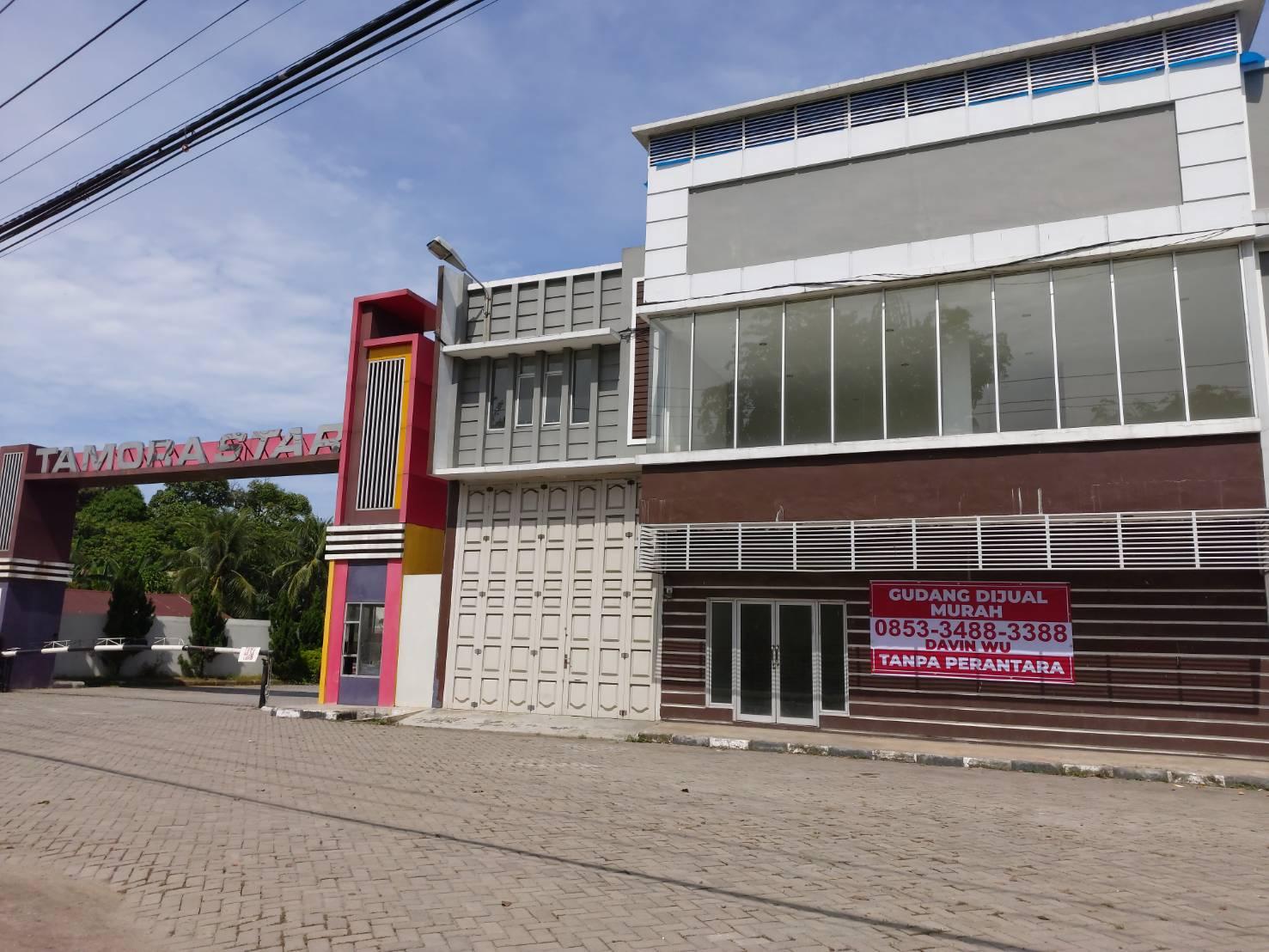 Gudang Medan Tanjung Morawa Tamora Star (0853-3488-3388)